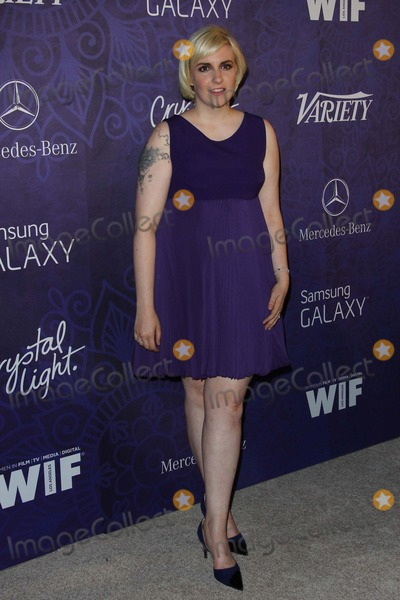 Lena Dunham Photo - Lena Dunham attends Variety and Women in Film Annual Pre-emmy Celebration on August 23rd 2014 at Gracias Madre in West Hollywood,california. USA. Photo :tleopold/Globephotos