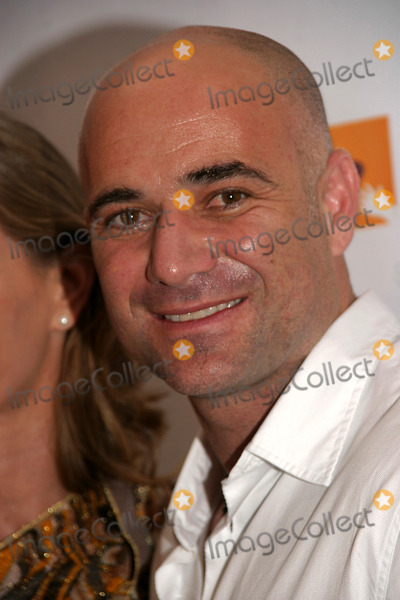 Andre Agassi Photo - 1st Annual Andrea Agassi Charitable Foundation at the Ross School, East Hampton NY 08-16-2008 Photo by Barry Talesnick-ipol-Globe Photos Andre Agassi