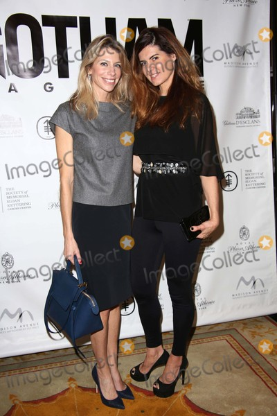 Anne Fontaine, Sandra Lee Photo - Sarah Gargano and Anne Fontaine Attend the Gotham Magazine Celebrates Cover Star and Miracle on Madison Ambassador Sandra Lee Arabelle Restaurant, Plaza Athenee Hotel, NYC December 5, 2015 Photos by Sonia Moskowitz, Globe Photos Inc