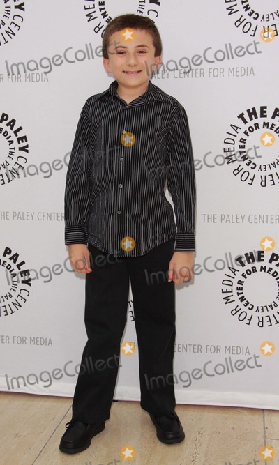 Atticus Shaffer Photo - Atticus Shaffer the Paley Center For Media Presents Paleyfest Family - Fish Hooks Held at the Paley Center For Media Beverly Hills, CA. August 13 - 2011. Photo: Tleopold/Globephotos