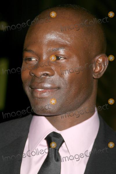 Djimon Hounsou Photo - Djimon Hounsou 2006 National Board of Review Gala at Cipriani's East42nd Street 01-09-2007 Photo by Paul Schmulbach-Globe Photos, Inc.