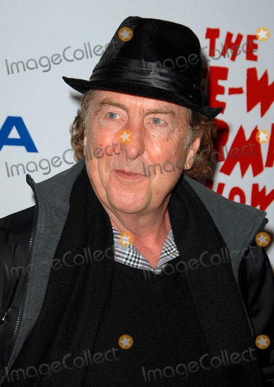 "Eric Idle, Pee-wee Herman Photo - Eric Idle attends Opening Night Red Carpet of the ""pee-wee Herman Show"" Held at the Nokia Theatre in Los Angeles, CA. 01-20-10 Photo by: D. Long- Globe Photos Inc. 2009"