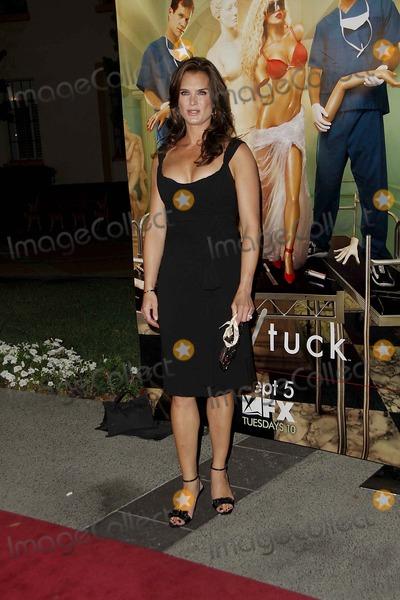 Brooke Shields Photo - Nip/ Tuck Season Four Premiere Screening Was Held at the Paramount Theatre Paramount Studios Los Angeles CA 08-25-2006 Photo: Michale Germana-Globe Photos Inc. 2006 Brooke Shields