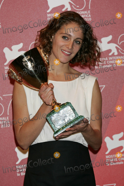 Ariane Labed Photo - Ariane Labed (Coppa Volpi For Best Actress) Award Winners Photocall at the 67th Venice Film Festival in Venice, Italy 09-11-2010 Photo by Roger Harvey-Globe Photos, Inc.