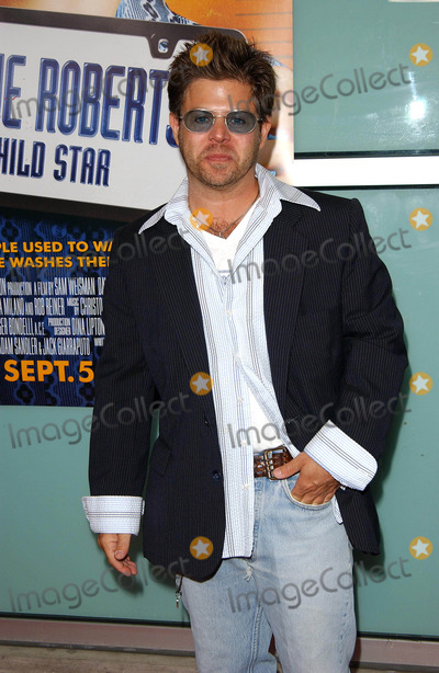 Adam Rich, Chris Farley Photo - World Premiere of Dickie Roberts: Former Child Star, Benefiting the Chris Farley Foundation, at the Cinerama Dome, Hollywood, CA. 09/3/2003 Photo by Fitzroy Barrett/ Globe Photos Inc.2003 Adam Rich