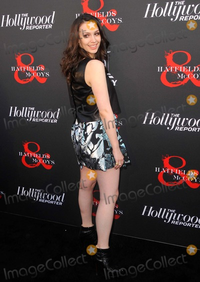 """Alix Berg Photo - Alix Berg, attending the Los Angeles Premiere of """" Hatfields & Mccoys"""" Held at Milk Studios in Los Angeles, California on May 21, 2012 Photo by: D. Long- Globe Photos Inc."""