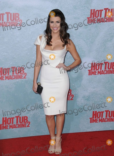 """Bianca Haase Photo - Bianca Haase attending the Los Angeles Premiere of """"Hot Tub Time Machine 2"""" Held at the Regency Village Theater in Westwood, California on February 18, 2015 Photo by: D. Long- Globe Photos Inc."""