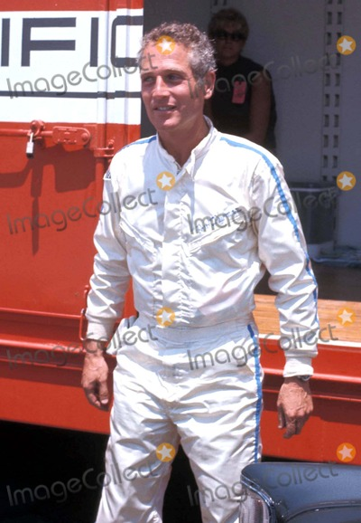 Paul Newman Photo - Paul Newman at the Celeb. Pro Am Race 1970 Photo by Phil Roach/ipol/Globe Photos, Inc. Paulnewmanretro