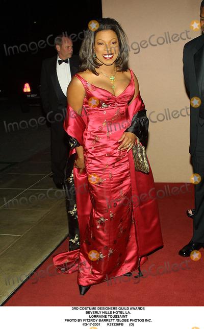 Lorraine Toussaint Photo - Costume Designers Guild Awards Beverly Hills Hotel LA. Lorraine Toussaint Photo by Fitzroy Barrett /Globe Photos Inc. 3-17-2001 K21326fb (D)