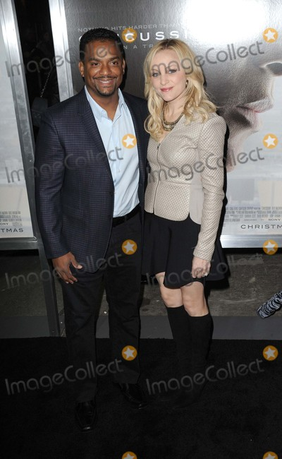 """Alfonso Ribeiro Photo - Alfonso Ribeiro attending the Los Angeles Premiere of """"Concussion"""" Held at the Regency Village Theater in Westwood, California on November 23, 2015 Photo by: David Longendyke-Globe Photos Inc."""