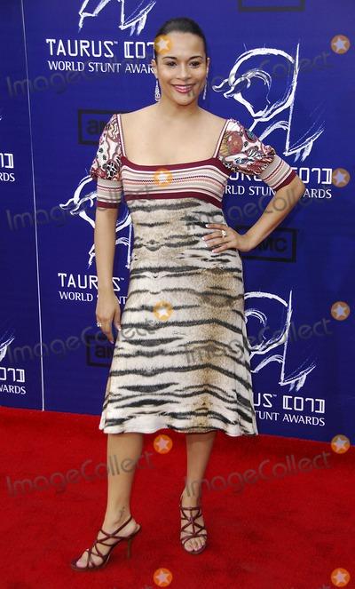 Alisa Reyes Photo - Taurus World Stunt Awards Held at Paramount Pictures,hollywood CA. 05-20-07 Photo by Michel Germana-Globe Photos, Inc2007 Alisa Reyes
