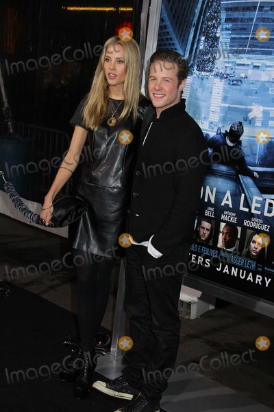 "Ashton Holmes, Grauman's Chinese Theatre Photo - ""Man on a Ledge"" Los Angeles Premiere Grauman's Chinese Theatre, Hollywood, CA 01/23/2012 Ashton Holmes Photo: Clinton H. Wallace-ipol-Globe Photos Inc"