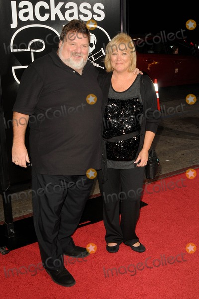 Phil Margera, April Margera, Grauman's Chinese Theatre Photo - Phil Margera, April Margera attending the Los Angeles Premiere of Jackass 3d Held at the Grauman's Chinese Theatre in Hollywood, California on October 13, 2010 Photo by: D. Long- Globe Photos Inc. 2010