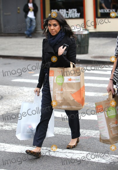 Photos And Pictures October 20 2010 Kourtney Kardashian And Her